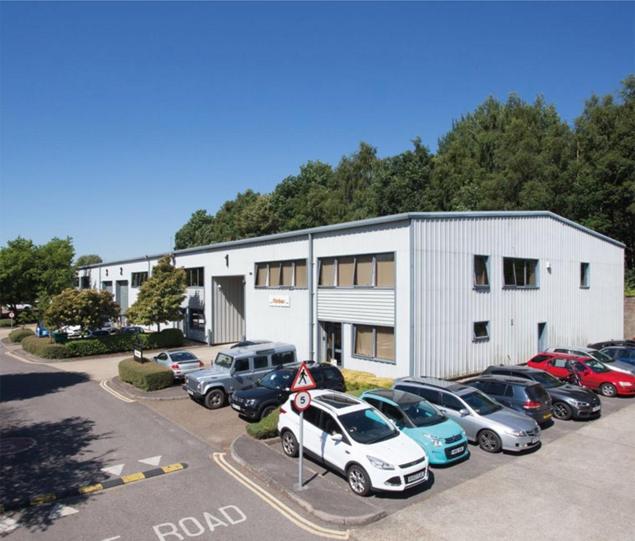 Industrial Property: Riverwey Industrial Estate